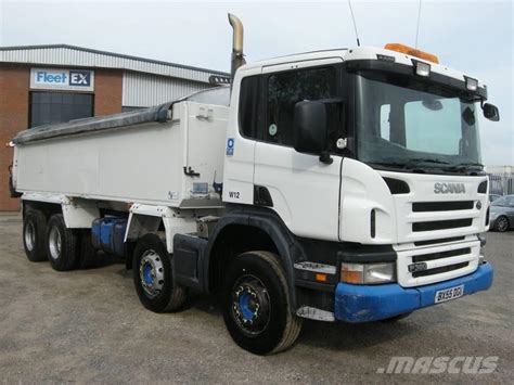 scania p380 coalville tipper trucks price 163 14 950 year