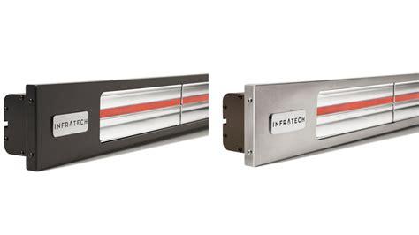 infratech comfort infratech slimline heaters quartz radiant heaters