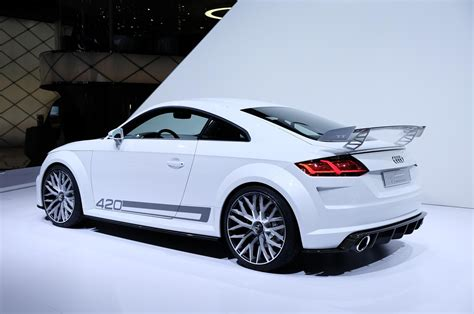 420 hp audi tt quattro sport concept shown at geneva