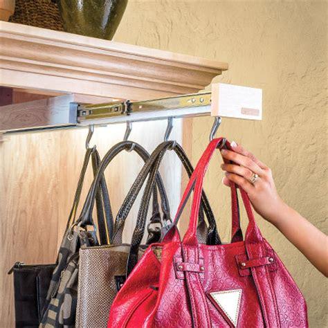 Handbag Storage Cabinet by Accessories Superior Cabinets
