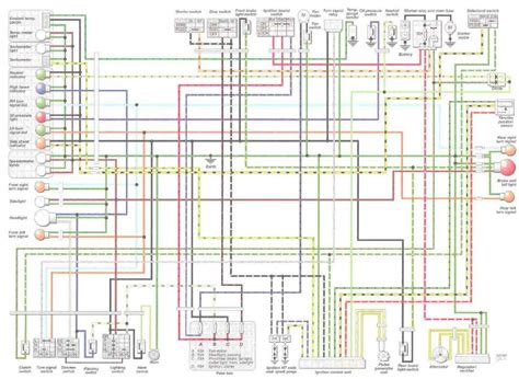 wiring diagram honda transalp xl600v 59123 circuit and