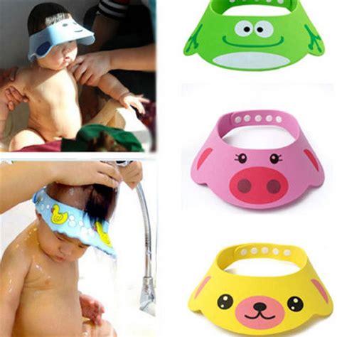 Baby Shower Visor by Popular Baby Shower Cap Shoo Visor Bath Visor Buy Cheap