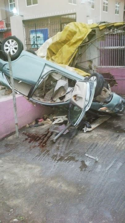 Valentines Tragedy by Day Tragedy In Festac Photos Car Talk Nigeria