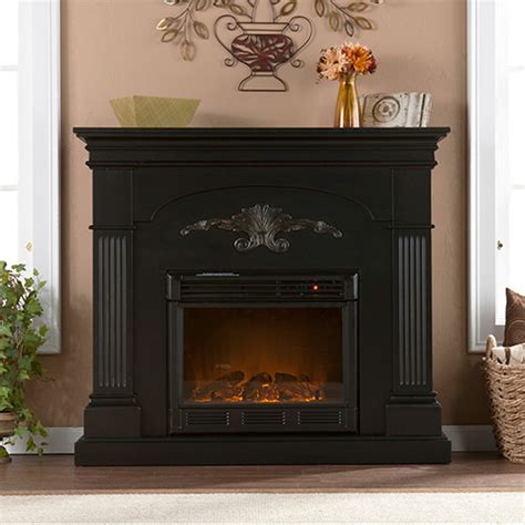 Black Fireplace Mantel by This Item Is No Longer Available