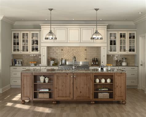 antique white kitchen cabinets The Small Kitchen Design