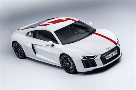 How To Drive Audi by Audi R8 Goes Rear Wheel Drive At The 2017 Frankfurt Motor