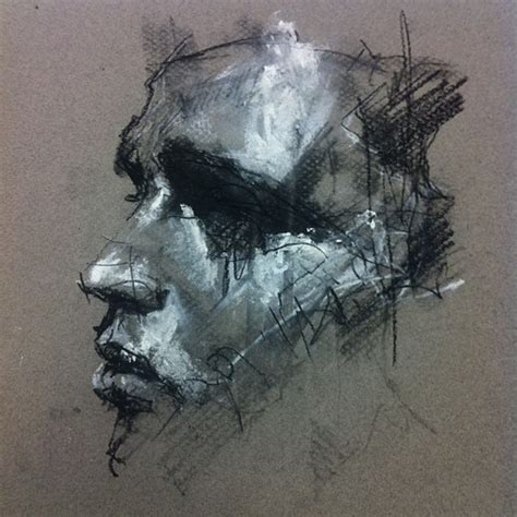Painting With Light i sat today and flicked through a pile of guy denning sket