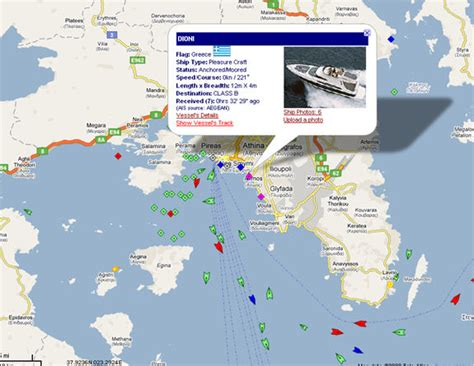 ais boat tracking website for global tracking of ais enabled