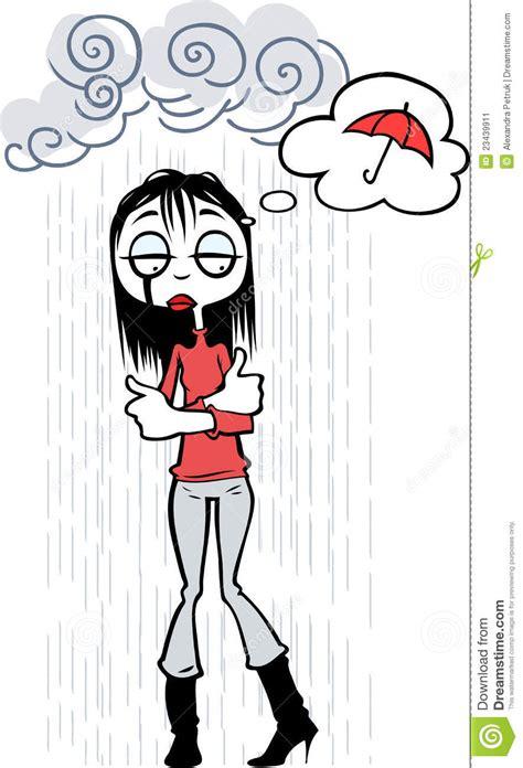 imagenes de otoño lluvioso d 237 a lluvioso imagen de archivo imagen 23439911