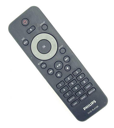 Remote Dvd Player Philips 3 Original 1 original philips fernbedienung 242254901929 f 252 r dvd player