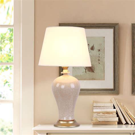modern porcelain table lamp bedside ceramic lamp living room bedroom home lighting blt