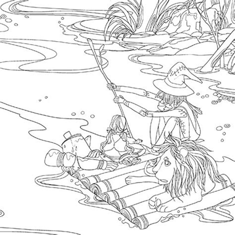 coloring pages of the yellow brick road brick road coloring page yellow color the classics wizard