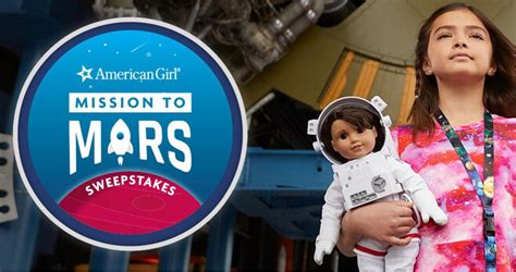 Mars Sweepstakes - scholastic and american girl mission to mars sweepstakes 2018