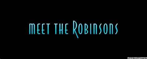 Opening Today March 30 2007 by March 30 2007 Meet The Robinsons Is Released Meet The