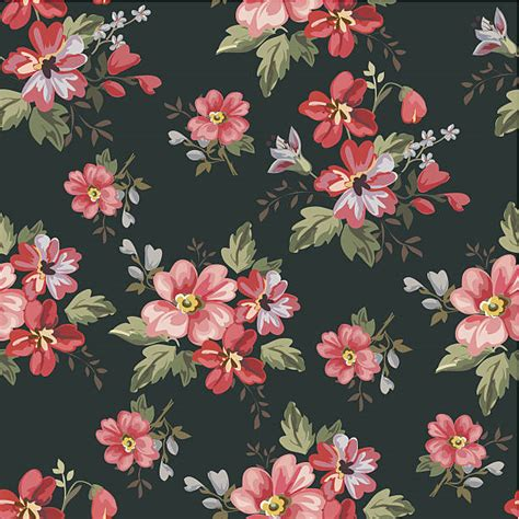 flower pattern stock illustrations royalty free floral pattern clip art vector images