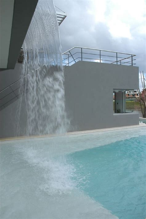architecture the waterfall house design by andres remy
