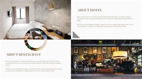 hotel room layout ppt hotel premium powerpoint presentation by qartwell