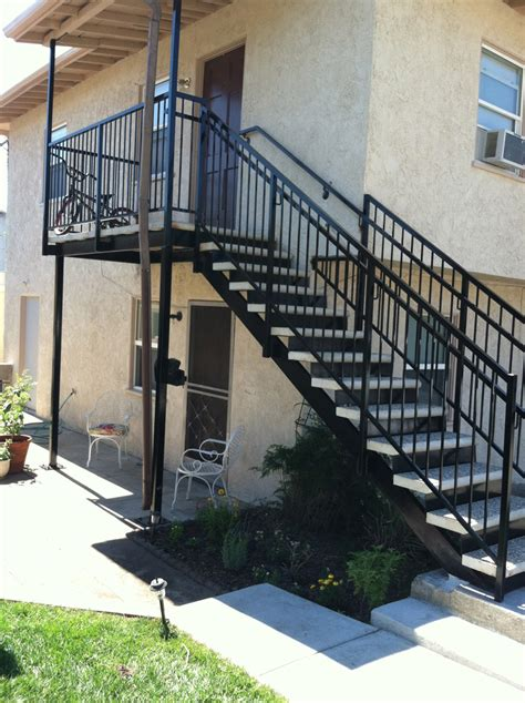 outdoor staircase design outdoor steel stairs external steel stairs external