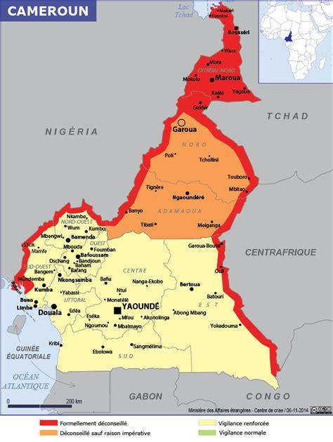 consolato camerun misure di sicurezza anti boko haram consolato d italia
