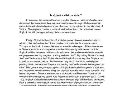 Essay About Shylock The Merchant Of Venice by Essays On Shylock From The Merchant Of Venice Llmdissertation Web Fc2