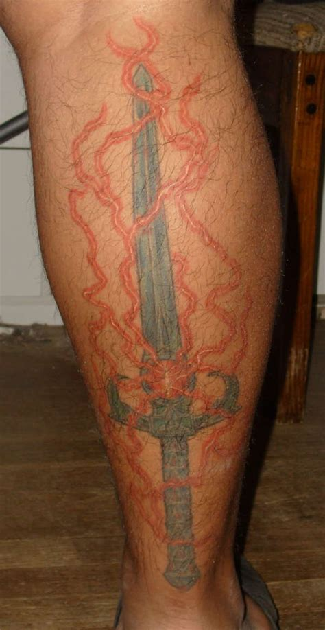 thundercats tattoo thundercats sword of omens