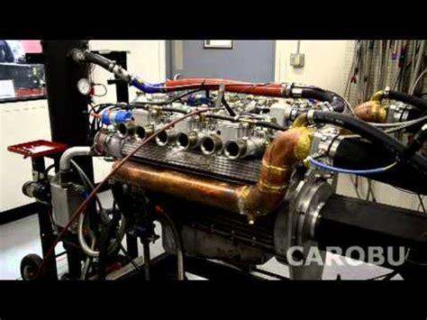 Lamborghini Marine Engines Lamborghini Riva Marine Engine Dyno