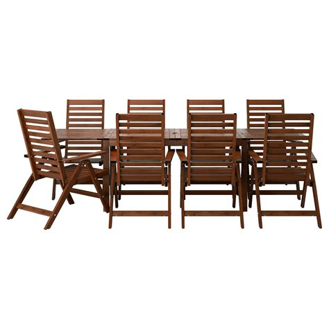 Outdoor Garden Table And Chairs Outdoor Tables Ikea Ireland Dublin