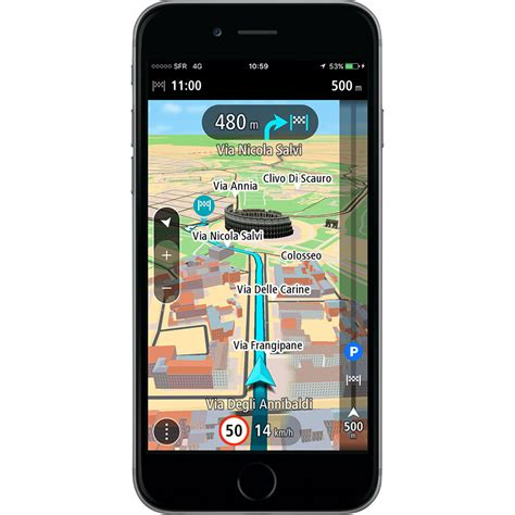 gps for mobile test tomtom go mobile applications gps ufc que choisir