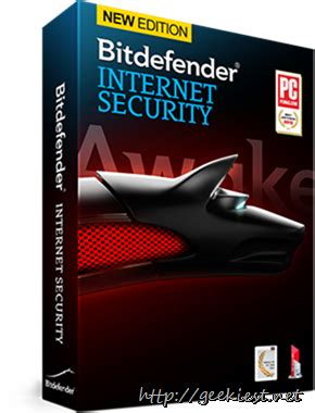 Free License Giveaway - free 6 months bitdefender internet security full version license giveaway geekiest net