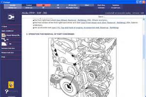 Renault Scenic Parts Diagram Renault Workshop Service Repair Manual Express Megane