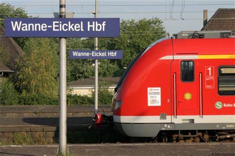 Italiener Wanne Eickel Br 422 Der S2 Nach Essen Hbf In Wanne Eickel Hbf 26 08