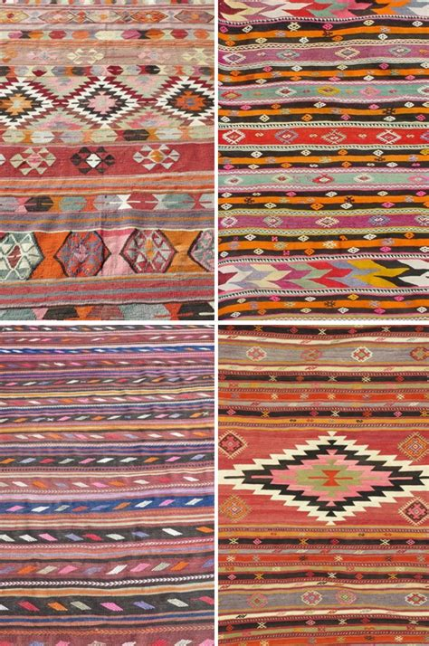 boho chic rugs get the look a bohemian chic home the style files