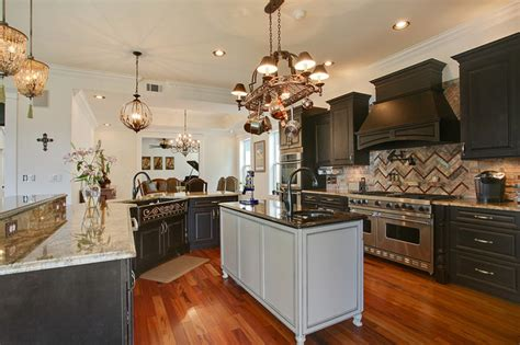 Gourmet kitchen traditional kitchen new orleans by vision