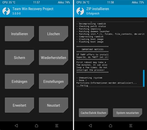 teamwin recovery apk team win recovery project twrp chip