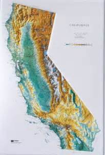 california raised relief map pin by wright on design maps