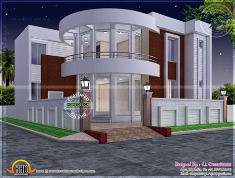 house design news home design news and article online modern house plan with round design element
