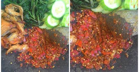 resep sambel mercon oleh selvi ratnasari cookpad