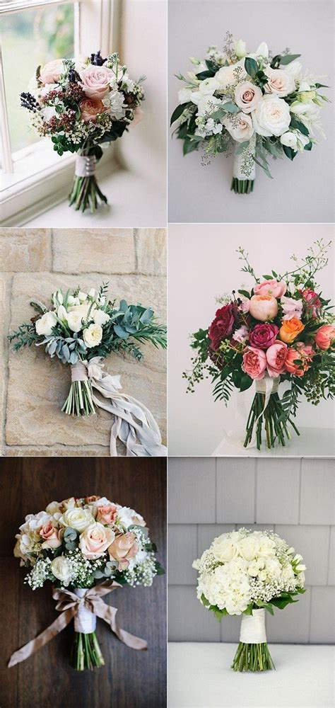 Wedding Bouquet Ideas For by 15 Stunning Wedding Bouquets For 2018 Oh Best Day