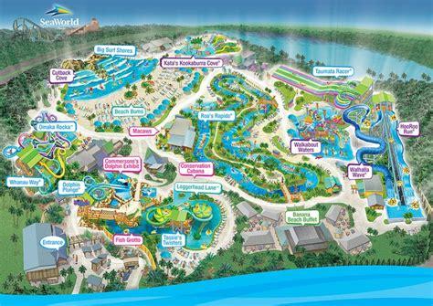 orlando parks park map aquatica orlando universal s water parks parks orlando