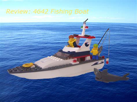 lego deep sea fishing boat review 4642 fishing boat lego town eurobricks forums