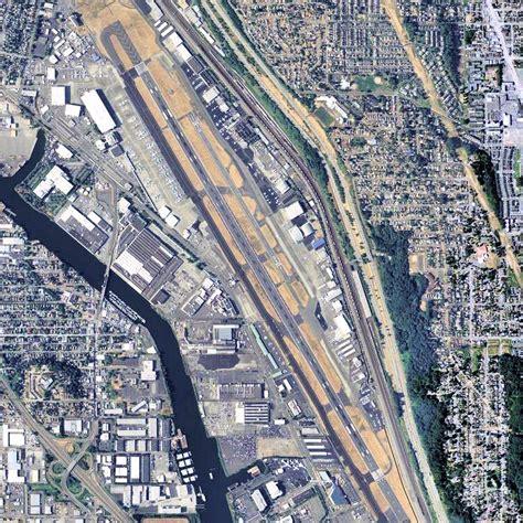 Boeing Plant 2 Heliport King by Boeing Field Wikipedia