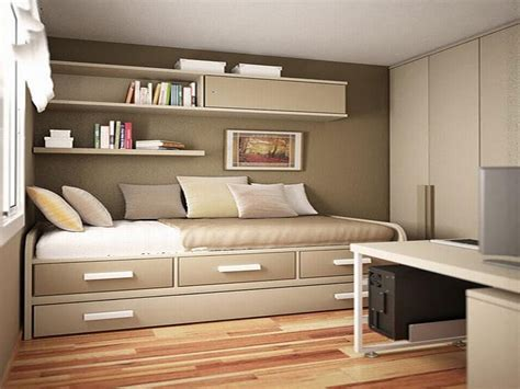bedroom furniture small spaces 20 geniales ideas para aprovechar el espacio en