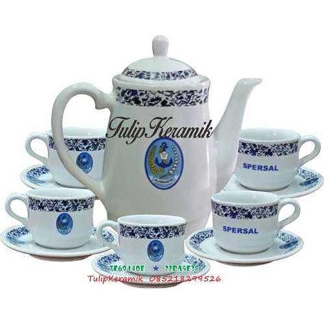 Souvenir Cangkir Keramik jual cangkir piring tatakan keramik cup saucer mug