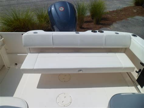 used boat bench seats 22 2008 robalo r225 wa w yamaha 250 only 62 hours