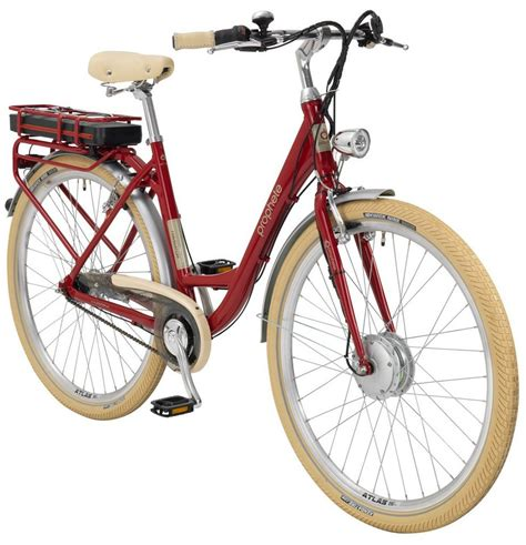 E Bike City by Prophete E Bike City Damen 187 Navigator Retro 171 28