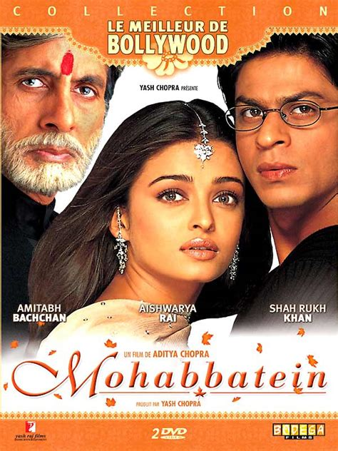 film streaming bollywood mohabbatein film 2000 allocin 233