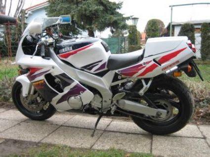Garage F R Motorrad Mieten by Umgebautes Motorrad Yamaha Fzr 600 R Von Xjrsommsi 1000ps Ch