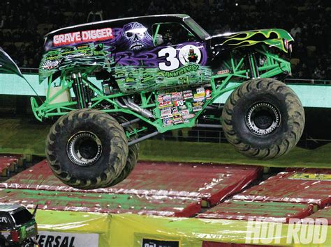 Monster Truck Races Monster Jam Rod Network