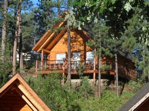 Rustic Ridge Cabins by Front Of 6 Picture Of Rustic Ridge Guest Cabins
