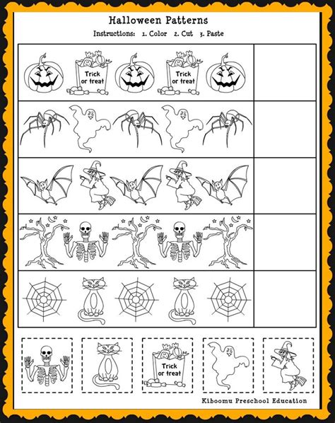 thanksgiving pattern worksheets kindergarten thanksgiving pattern worksheets for preschoolers pattern